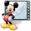 Film Genre Cartoon Icon