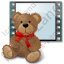 Film Genre Kids Icon, PNG/ICO, 64x64