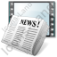 Film Genre News Program Icon