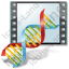 Film Genre Science Icon, PNG/ICO, 64x64