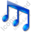 Music Notation Note 10 Icon