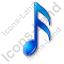 Music Notation Note 3 Icon