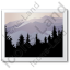 Picture Landscape Icon