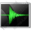 Sound Wave Low Icon