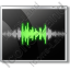 Sound Wave Selected Icon