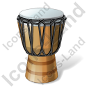 Goblet Drum Icon