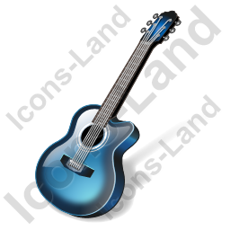 Acoustic-Electric Guitar Icon