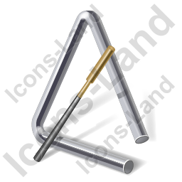 Triangle Instrument Icon
