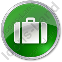 Baggage Circle Icon
