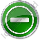 Border Crossing Circle Icon