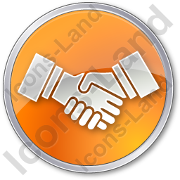 Meeting Circle Orange Icon Png Ico Icons 256x256 128x128 64x64 48x48 32x32 24x24 16x16