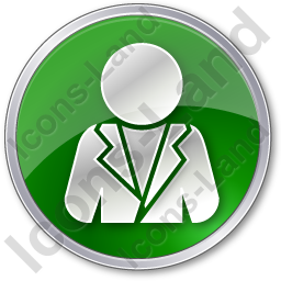 Official Circle Green Icon