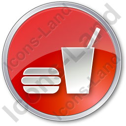 SnackBar Circle Red Icon