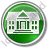 Administration Circle Green Icon