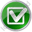 Approved Circle Green Icon
