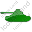 Military Plain Green Icon