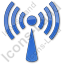 Radio Plain Blue Icon