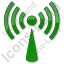 Radio Plain Green Icon