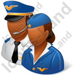 Group2 Aircrew Dark Icon