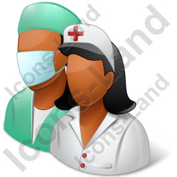 Group2 Health Professionals Dark Icon, PNG/ICO, 256x256