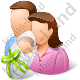 Group3 Parents Newborn Light Icon