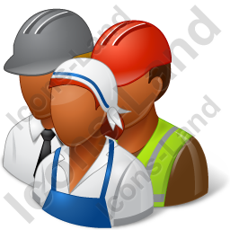 Group3 Workers Dark Icon