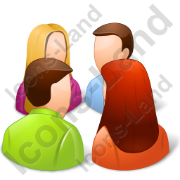 Group4 Conversation Light Icon