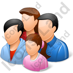 Group4 Family Light Icon