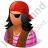 Pirate Female Icon