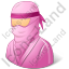 Ninja Female Icon
