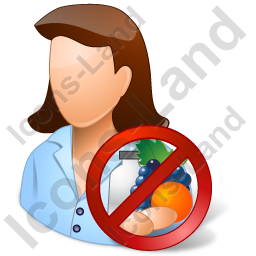 Allergist Female Light Icon