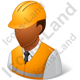 Foreman Male Dark Icon