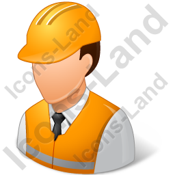Foreman Male Light Icon