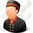 Bellboy Male Light Icon