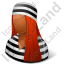 Prisoner Female Dark Icon