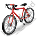 Bicycling Road Bike Icon