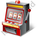 Casino Slot Machine Icon