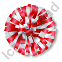 Cheerleading PomPon Icon