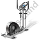 Fitness Elliptical Trainer Icon