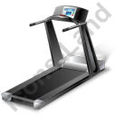 Fitness Treadmill Icon