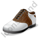 Golf Shoes Icon, PNG/ICO, 128x128