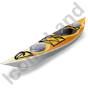 Kayaking Kayak Icon