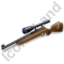 Shooting Rifle Icon