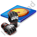 Wrestling Area UFCGloves Icon