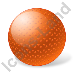 Bandy Ball Icon