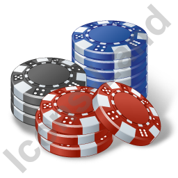 Casino Chips Icon