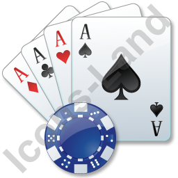 Casino Poker Icon