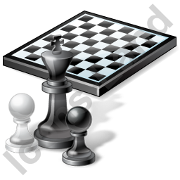 Chess Chessboard Pieces Icon