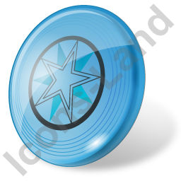 Fricket Flying Disc Icon