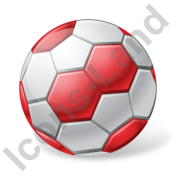 Handball Ball Icon, PNG/ICO, 256x256